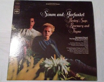 Parsley Sage Rosemary and Thyme, by Simon and Garfunkel