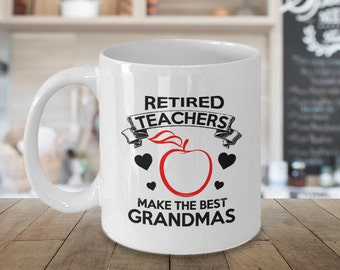 Teacher Mug - Teacher Coffee Mugs - Teacher Gifts - Teacher Appreciation Gifts - Funny Teacher Gifts - Teacher Christmas Gifts