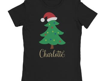 Christmas Tree SVG Christmas Holiday SVG Cut file winter Tshirt Cutting file SVG Dxf Eps Ai Pdf Png Jpg Files for Cricut Silhouette and more