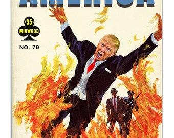 Burn Down America