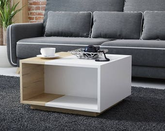 New arrival modern simple Italian design double room coffee table