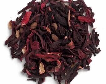 Loose Organic Hibiscus Tea
