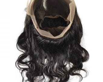 Body Wave Remy 360 Lace Frontal Closure