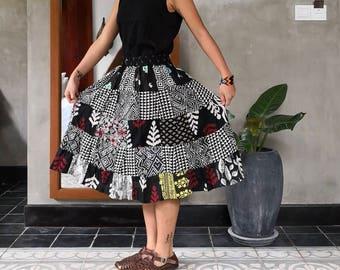 PONCIO Skirt - Negra
