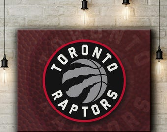Toronto Raptors Canvas Print Wall Art