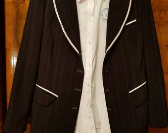 Hurlingham Club blazer & shirt