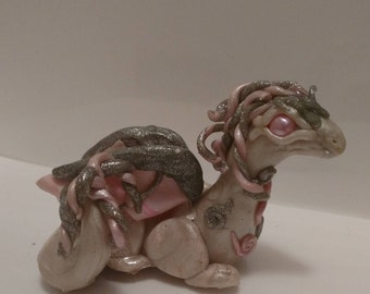 Polymer Clay Dragon Pearl