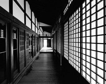 The Hojo, (Zen priest's living quarters) in Nanzen-ji Temple - Kyoto
