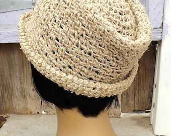 Classic Fedora Hats Crochet Hat Womens Hat, Crochet Brim Hat Hats for Women, Crochet Summer Hat Wide Brim Hat, Alister Hat