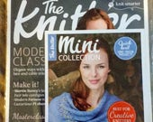 NIP The Knitter Magazine Issue 89 with free Shawl Pattern Pamphlet