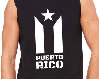 Black Flag Muscle Tank
