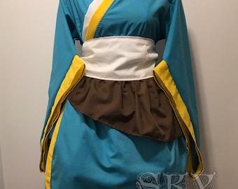 Zelda BOTW Kimono Dress