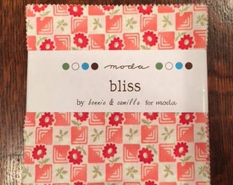 MODA - Bliss by Bonnie & Camille Charm Pack  - 2 available!