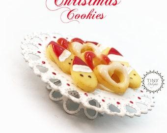 Christmas Cookies - Santa Claus
