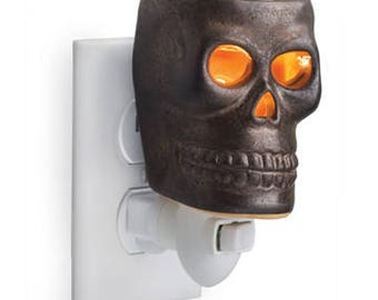 Skull Plug In Fragrance Warmer