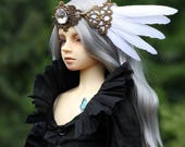 Feathered Valkyrie Crown