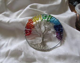 Tree of Life- Rainbow