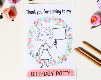 Birthday Party Favor Goodie Bags Favors Birthday Favors Loot Bags Kids Birthday Party Goodie Bags Coloring Book Kids Birthday Party Supplies