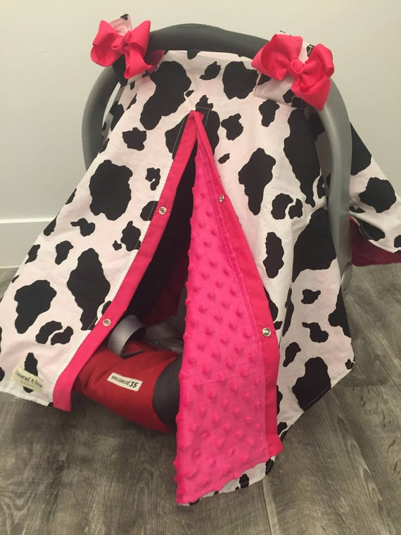 Carseat Canopy Warm Minky inside car seat cover / carseat cover /carseatcover /carseat canopy / minky car seat cover