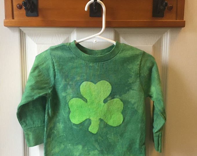 Featured listing image: St. Patrick's Day Shirt, Shamrock Shirt, Kids St. Patrick's Day Shirt, Kids Shamrock Shirt, Irish Kids Shirt, Green Shamrock Shirt