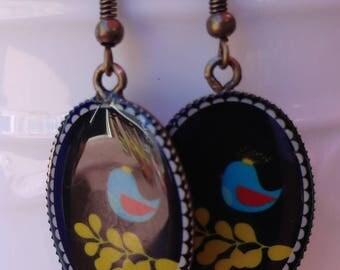 A Little Birdie Earrings