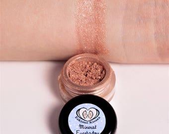 Mineral Eyeshadow STRAW INTO GOLD  Organic Makeup 5 gram jar