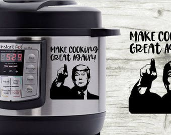 Instant Pot Decals Made With Love And Some Other Crap