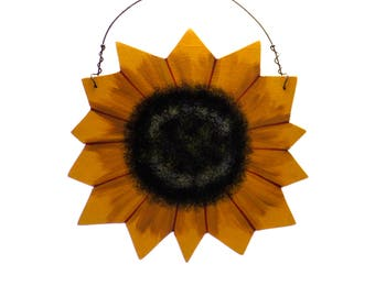 Sunflower, Sunflower Finds, Sunflower Trends, Sunflower Ornament, Sunflower Decor, Christmas Ornament, Summer Trends, Summer Finds
