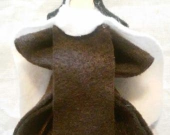SALE--Carmelite Holy Sister Doll