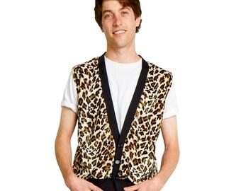 Ferris Bueller's Day Off costume Vest Save Ferris