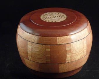 Mahogany Pet Urn # 1050-52