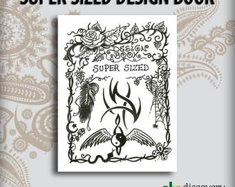 Super Sized Design Book