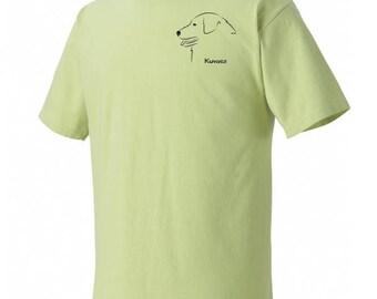 Kuvasz Garment Dyed Cotton T-shirt