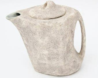 Handmade Pottery Pitcher, Vintage Pottery, Vintage Pitcher, Stoneware Pitcher, Contemporary Pottery, Artisan Pottery, Rustic Tableware
