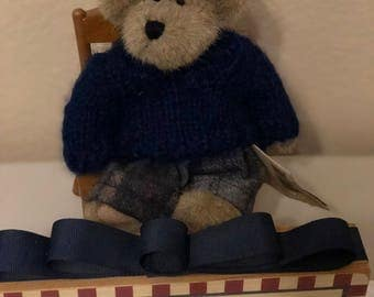 Rare & Retired Chase Bearimore - Boyds Collection Ltd