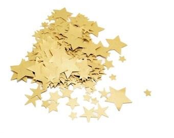 Gold Confetti, Gold Star Confetti, Star Confetti, Confetti Stars, Small Confetti, Paper Confetti, Small Stars, Table Confetti, Paper Stars
