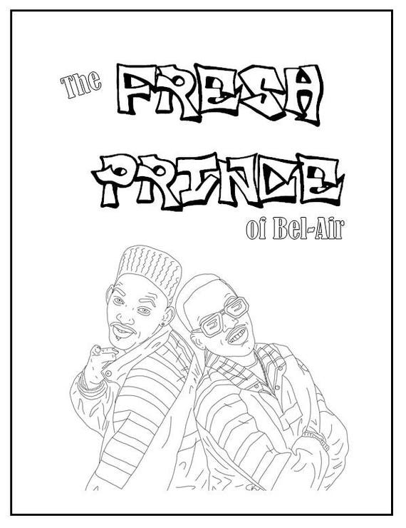 fresh coloring pages - photo#2