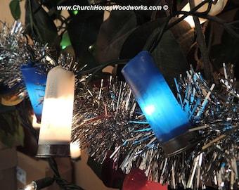 Shotgun Christmas Lights