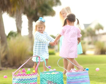 Easter buckets personalized, personalized Easter basket