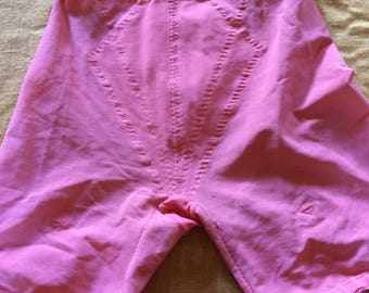 Vintage Vanity Fair Girdle in Hot Pink!