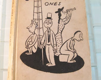 William Steig The Lonely Ones 1942 First edition 1st Ed first print - The New Yorker Cartoon Artist