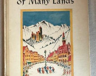 Folk Songs of Many Lands by Hendrik Willem Van Loon and Grace Castagnetta, 1938