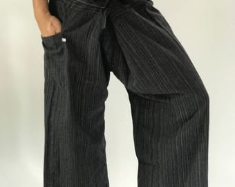 TC0158 Thai fisherman/Yoga are pants Free-size: Will fit men or woman