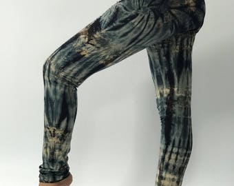 TD0051  Women's Tie Dyed Yoga Pants and Leggings,perfect for yoga super comfort, tiedye
