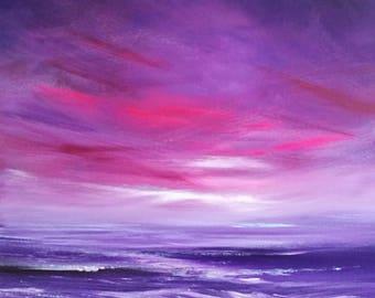Seascape, Burning Desire