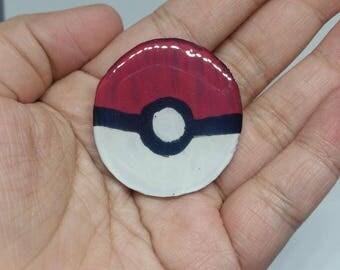 Pokemon - Pokeball Pin