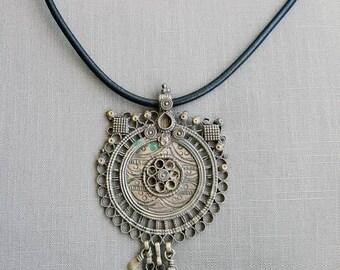 Kuchi Pendant Necklace