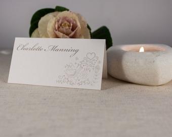 FLORENCE // Wedding Stationery // Place Card