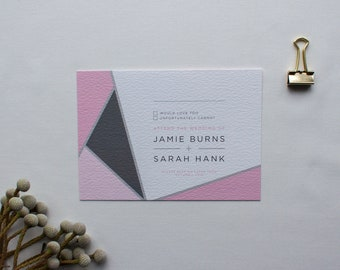 CHLOE // Wedding Stationery // RSVP