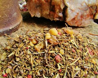 Brazilian Smudge Incense for Ritual Cleansing Shrine Body Home Macumba Quimbanda Santeria Lucumi